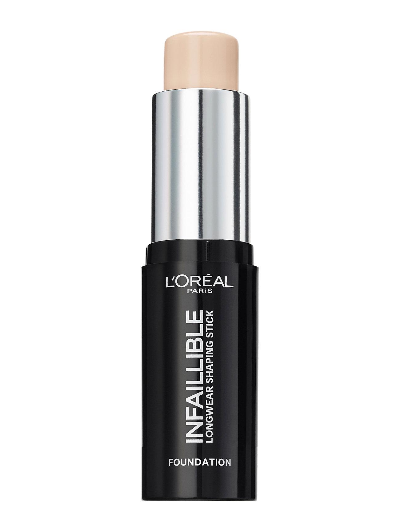 L'Oréal Paris Infallible Stick Foundation - 120 VANILLE ROSE/R