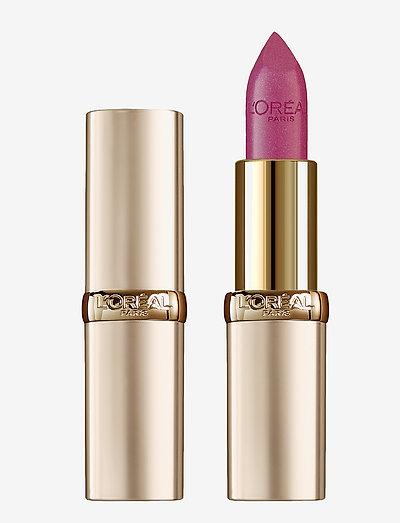 Color Riche Satin - læbestift - blush in plum 255