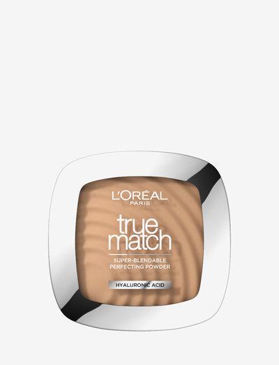 True Match Powder - puder - c3 rose beige