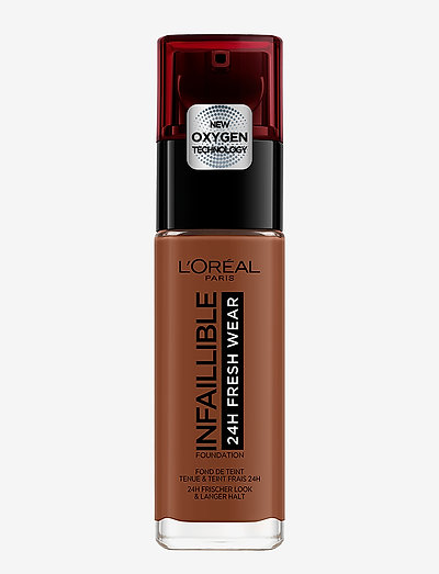 Infaillible 24 Stay Fresh Foundation - foundation - expresso 380