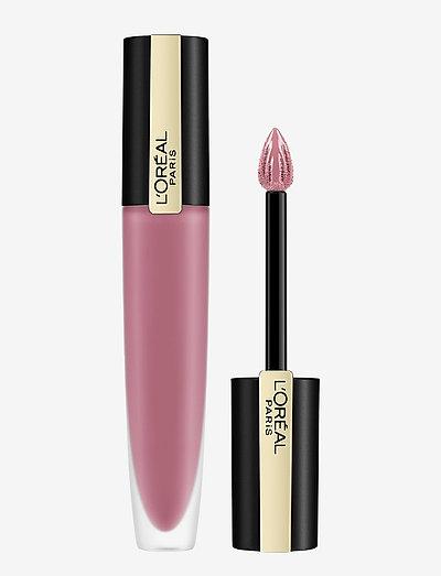 Rouge Signature Lipstick - liquid lipstick - 105 i rule