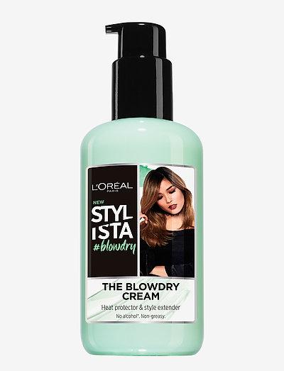 STYLISTA BLOWDRY - hårkur - clear