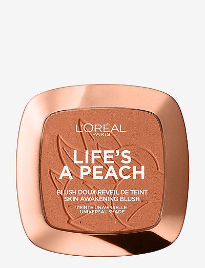 Woke Up Like This Life's a Peach Skin Awakening Blush - bronzer - 01 eclat peche