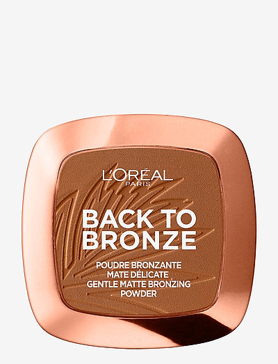 Woke Up Like This Back to Bronze Matte Bronzing Powder - bronzer & solpuder - 01 bronze mat