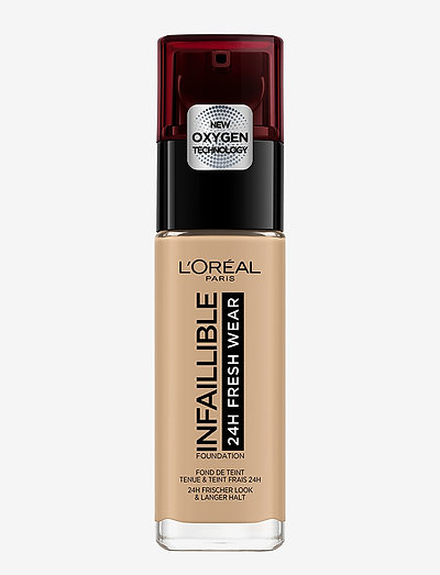 Infaillible 24 Stay Fresh Foundation - foundation - golden beige 140