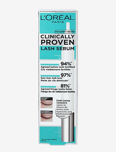 Clinically proven Lash Serum - Øyenvipper - clear
