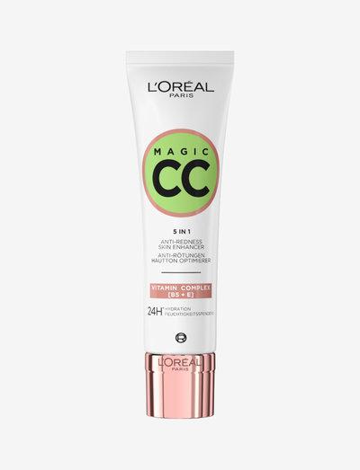 C'est Magic Anti-redness Skin Enhancer CC cream - bb & cc-voiteet - anti redness