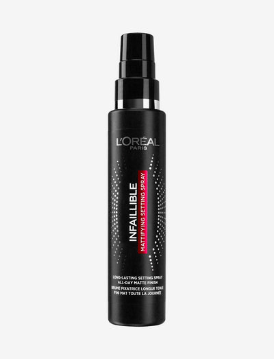 Infaillible Magic - setting spray - setting mist 2