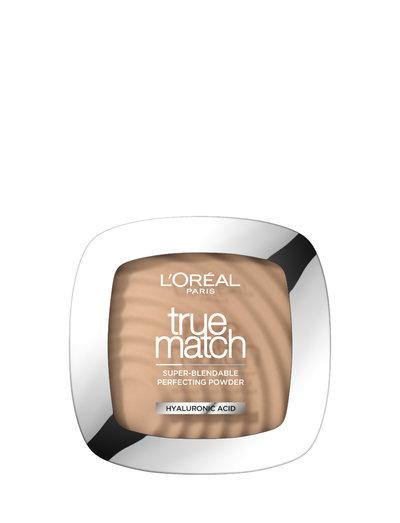 True Match Powder - C2 ROSE VANILLA