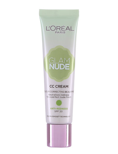Nude Magique CC Cream - GREEN ANTI-REDNESS