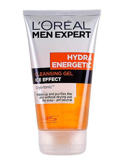 HYDRA ENERGETIC CLEANSING GEL - CLEAR