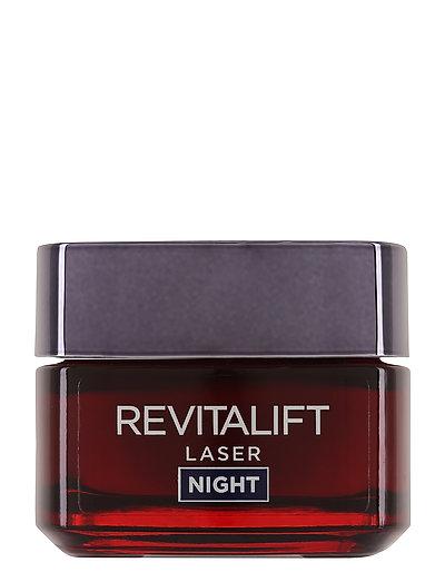 REVITALIFT LASER NIGHT,50 ML - CLEAR