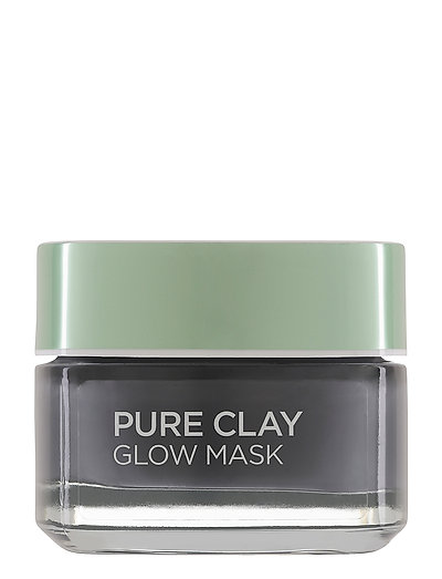 PURE CLAY GLOW MASK - CLEAR