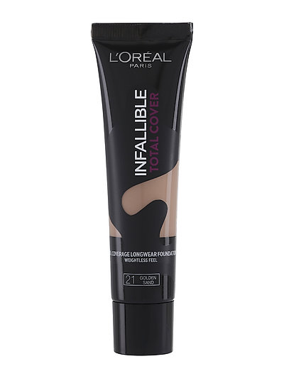 Infallible Total Cover Foundation - 21 SABLE D
