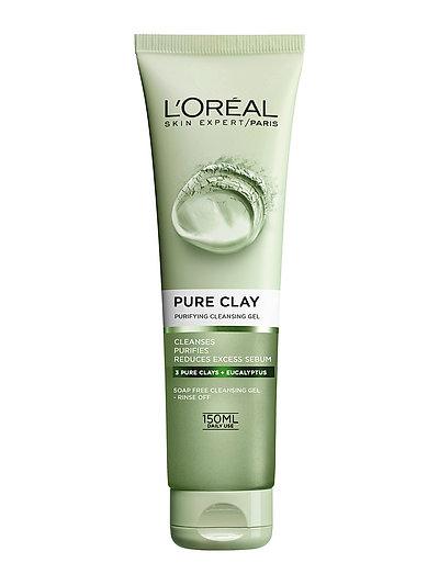 PURE CLAY PURIFY SCRUB - CLEAR
