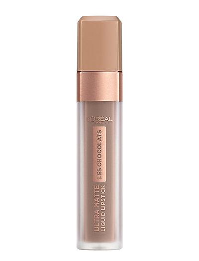 Infallible Liquid Lipstick Les Chocolates - 854 BITTER SWEET