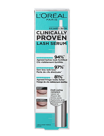 Clinically proven Lash Serum - CLEAR