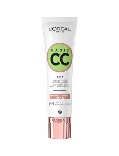C'est Magic Anti-redness Skin Enhancer CC cream - ANTI REDNESS