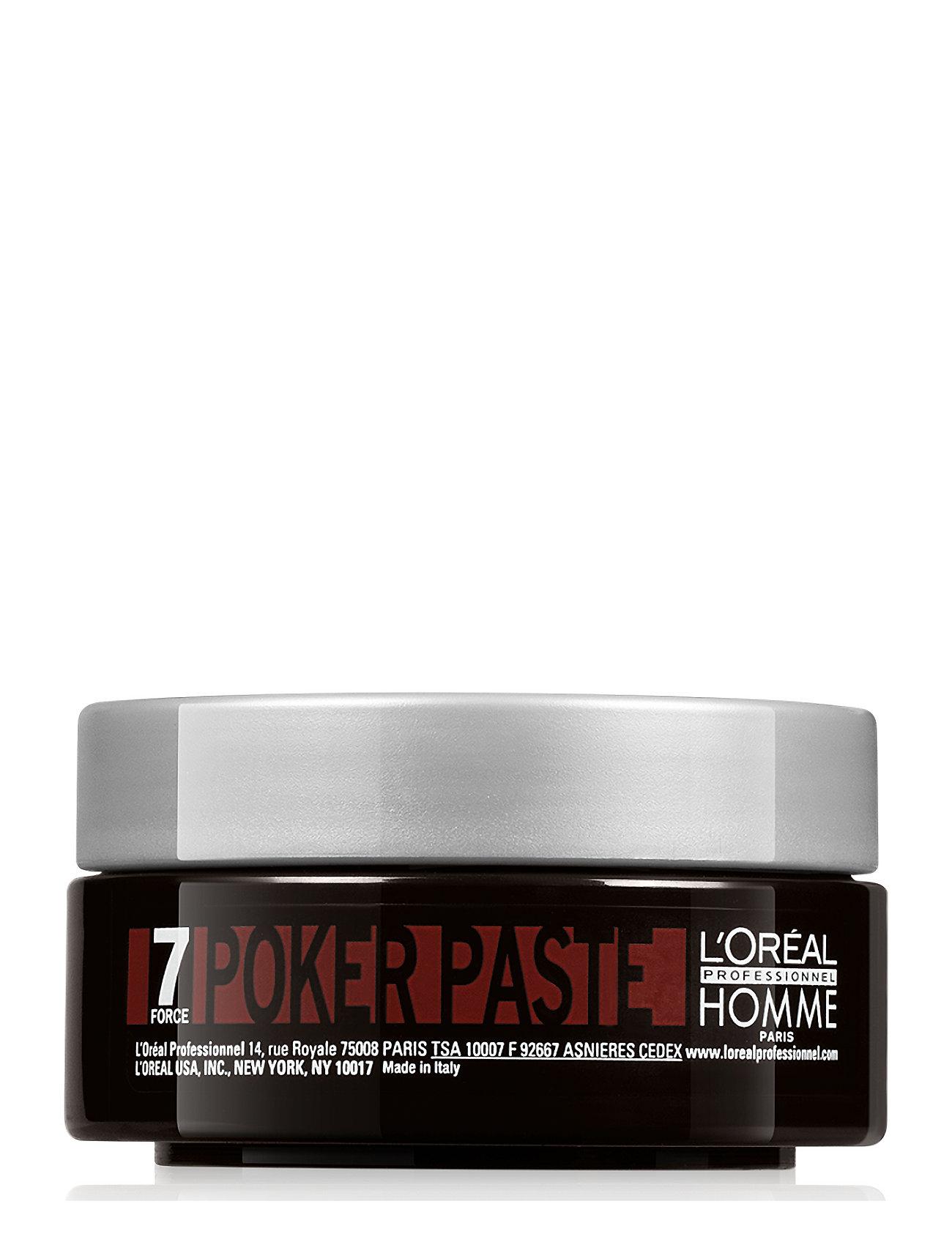 L'Oréal Professionnel L'Oréal Professionnel Homme Poker Paste - CLEAR