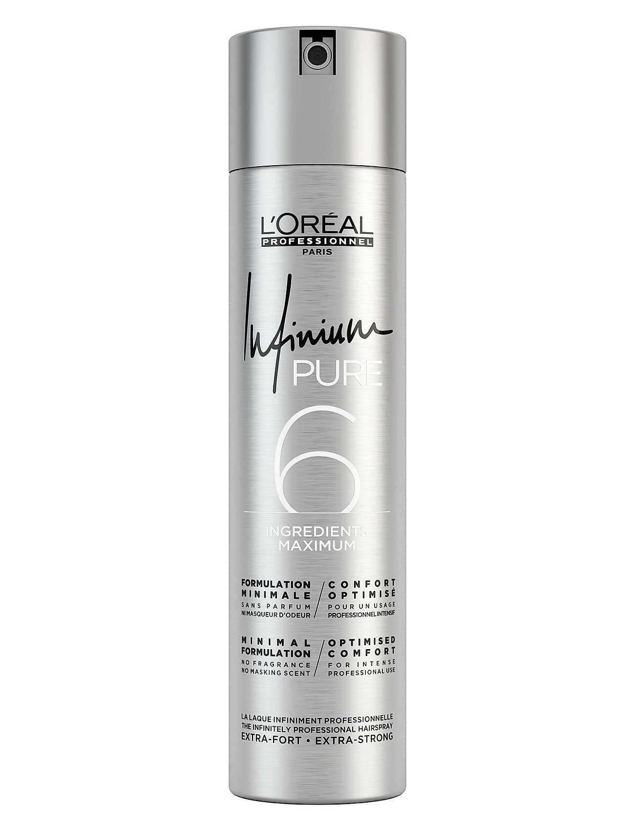 L'Oréal Professionnel L'Oréal Professionnel Infinium Pure Extra Strong - CLEAR