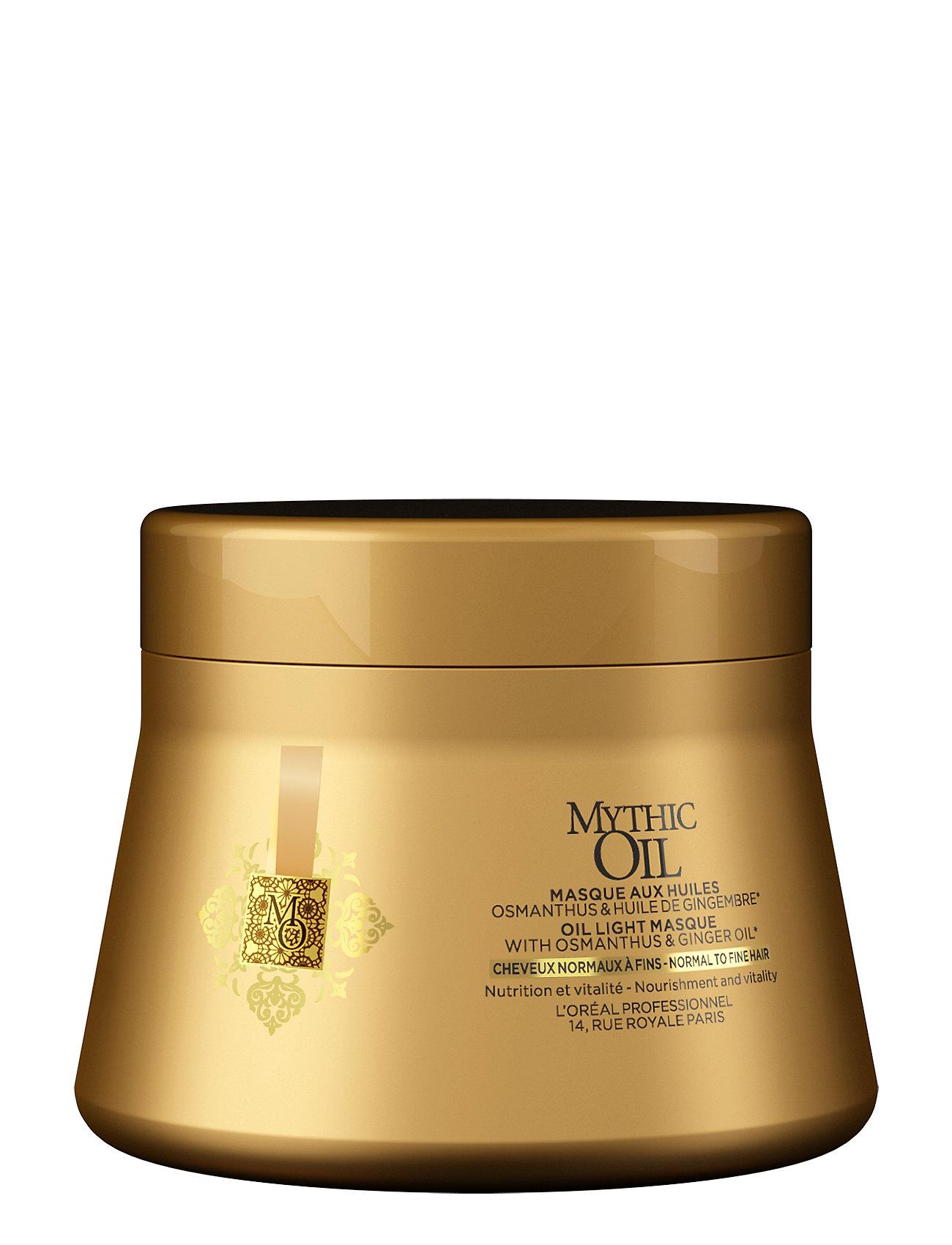 L'OréAl Professionnel Mythic Oil Huile Mask - L'Oréal Professionnel