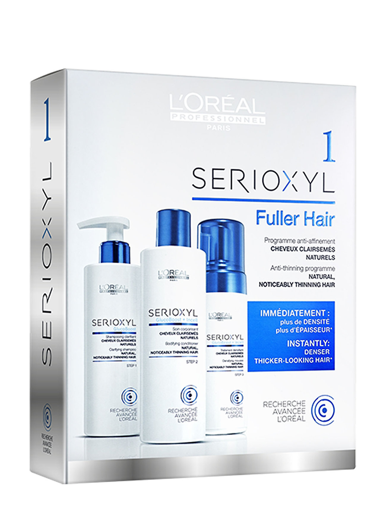 L'OréAl Professionnel Serioxyl Kit 1 - L'Oréal Professionnel