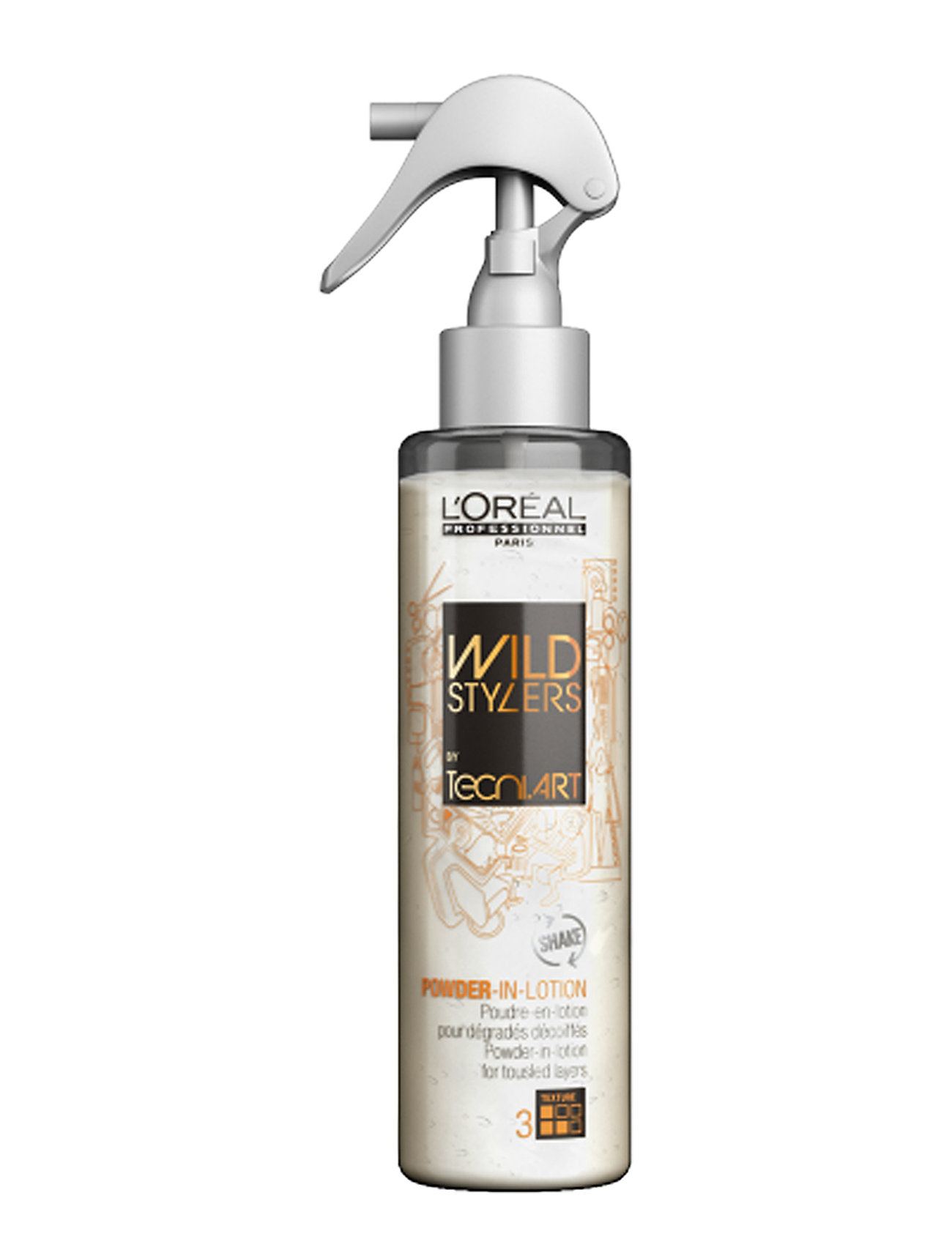 L'OréAl Professionnel Wild Stylers Powder In Lotion - L'Oréal Professionnel