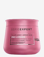 L'Oréal Professionnel - Pro Longer mask - hårmasker - clear - 0