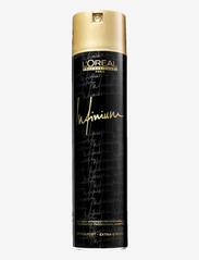 L'Oréal Professionnel - L'Oréal Professionnel Infinium Extra Strong - hårspray - clear - 0
