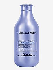 L'Oréal Professionnel - Série Expert Blondifier Shampoo cool - silver shampoo - clear - 0
