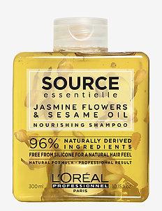 Source Essentielle Nourishing Shampoo - shampo - clear