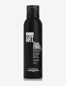 Tecni.Art TRANSFORMER GEL - voks & gel - clear