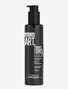 Tecni.Art TRANSFORMER LOTION - hårkurer - clear