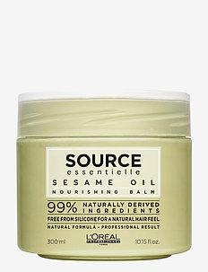 L'Oréal Professionnel Source Essentielle Nourishing Mask - hårmasker - clear