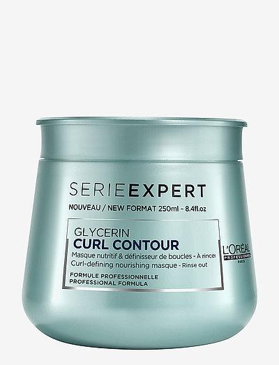 L'Oréal Professionnel Curl Contour Mask - hiusnaamiot - clear