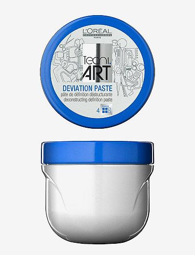 L'Oréal Professionnel Deviation Paste - vahat & geelit - clear
