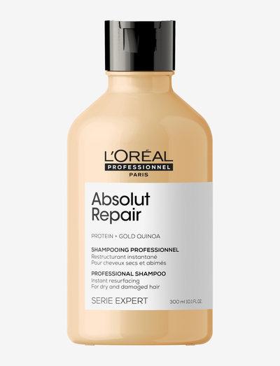 ABS REP GOLD SHAMPOO - shampoo - clear