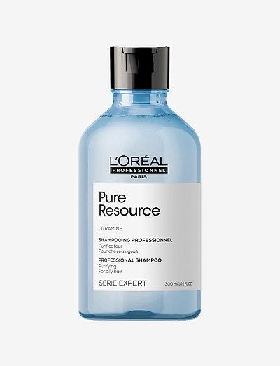PURE RESOURCE SHAMPOO - shampoo - clear