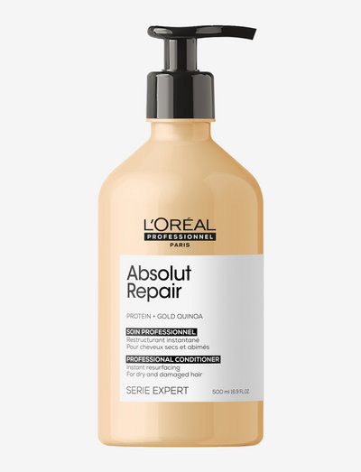 ABS REP GOLD CONDITIONER - clear