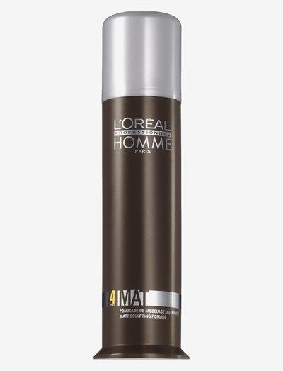 L'Oréal Professionnel Homme Mat - pomade - clear