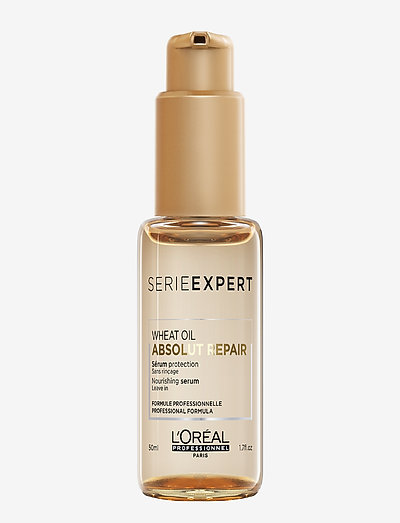 Série Expert Absolut Repair Gold Serum - hiusöljyt - clear