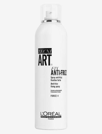 Tecni.Art FIX ANTI-FRIZZ - hiuslakat - clear