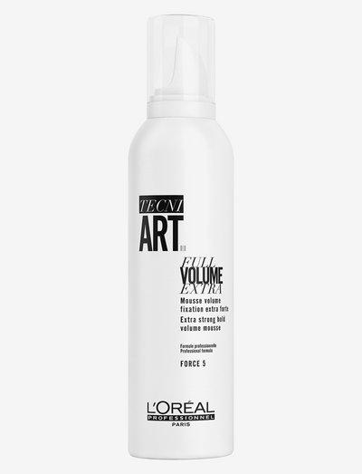 Tecni.Art Full Volume Extra - muotovaahdot - clear