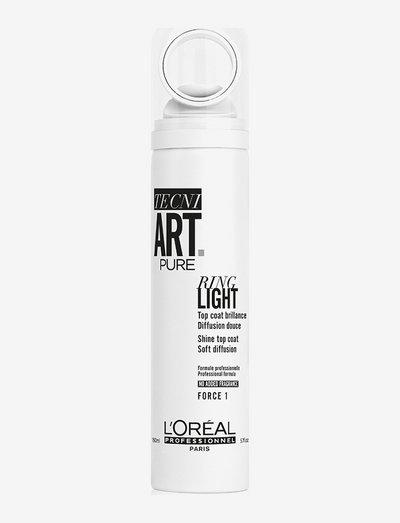 Tecni.Art Ring Light PURE - hårspray - clear
