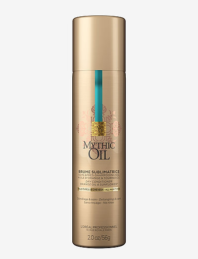 L'Oréal Professionnel Mythic Oil Huile Dry Conditioner Spra - balsam - clear