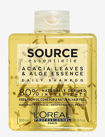 L'Oréal Professionnel Source Essentielle Daily Shampoo - shampoo - clear