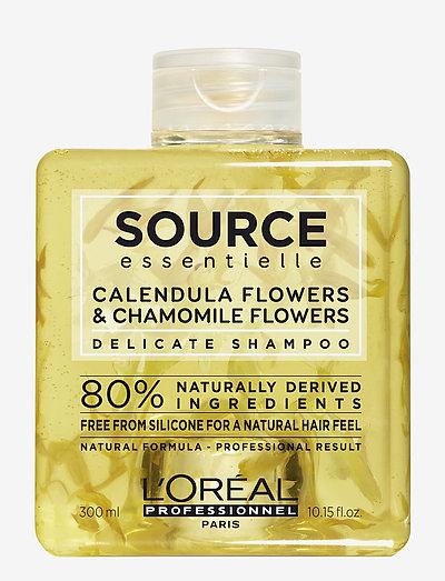 L'Oréal Professionnel Source Essentielle Delicate Shampoo - shampo - clear