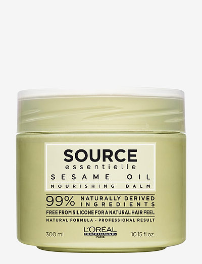 L'Oréal Professionnel Source Essentielle Nourishing Mask - hiusnaamiot - clear