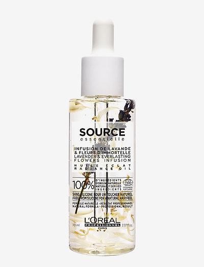 L'Oréal Professionnel Source Essentielle Radiance Oil - hårolie - clear