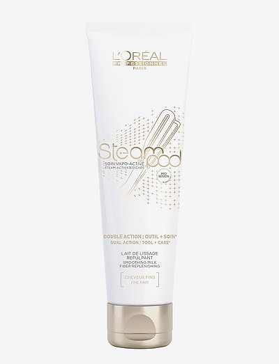 L'Oréal Professionnel Steampod Smoothing Milk - muotoiluvoide - clear